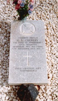 Pte chenerys Grave